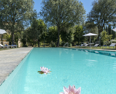 Tuscany Cortona Swimming Pool