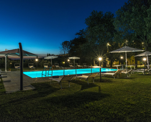 Tuscany Luxury Retreats Pool