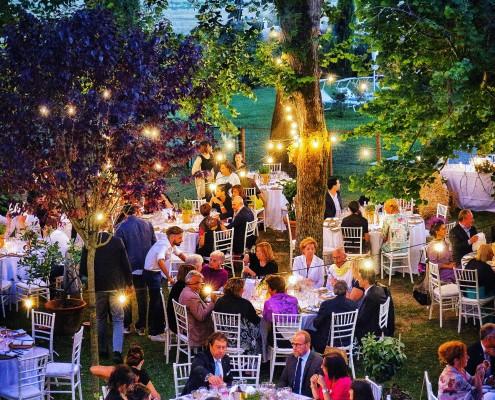 Villa Italy Bramasole Garden Wedding