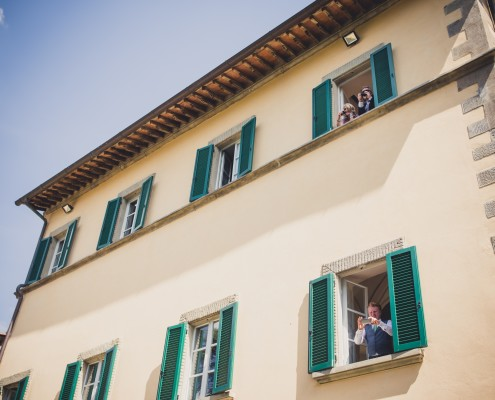 Romantic Italian Villa Wedding