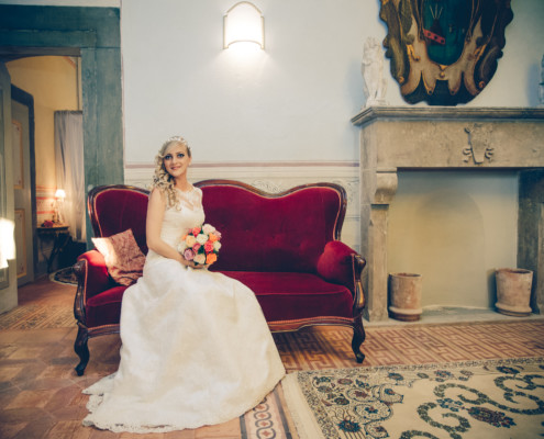 Tuscany Wedding Romantic Villa